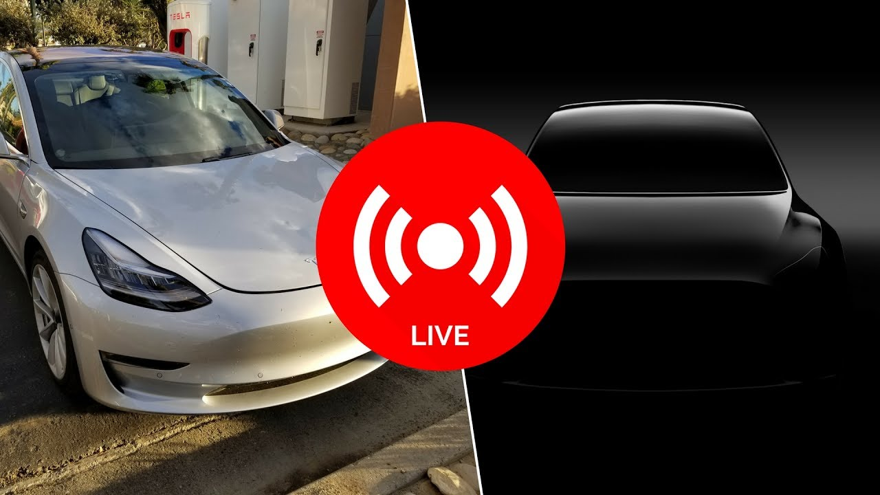 Model 3 daimler ev model y solar superchargers and fremont factory tour teslanomics live