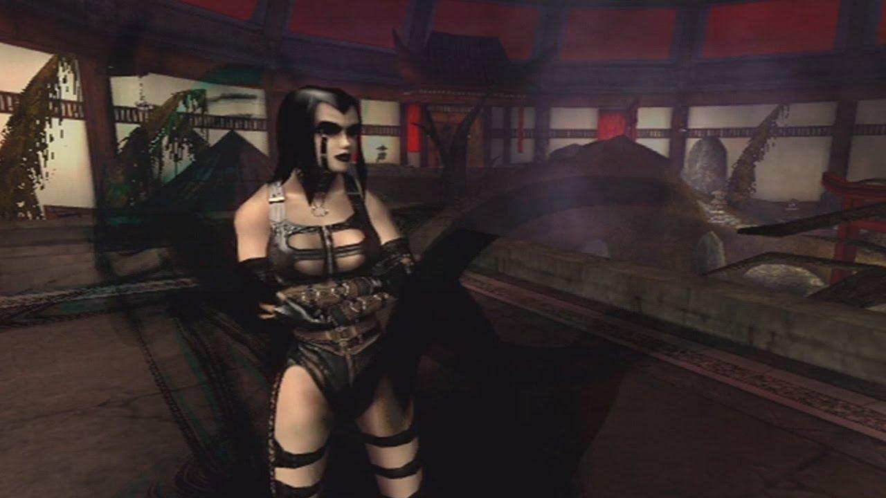 Bloodrayne 2 Walkthrough Part 25 Twisted Park Ephemera Youtube
