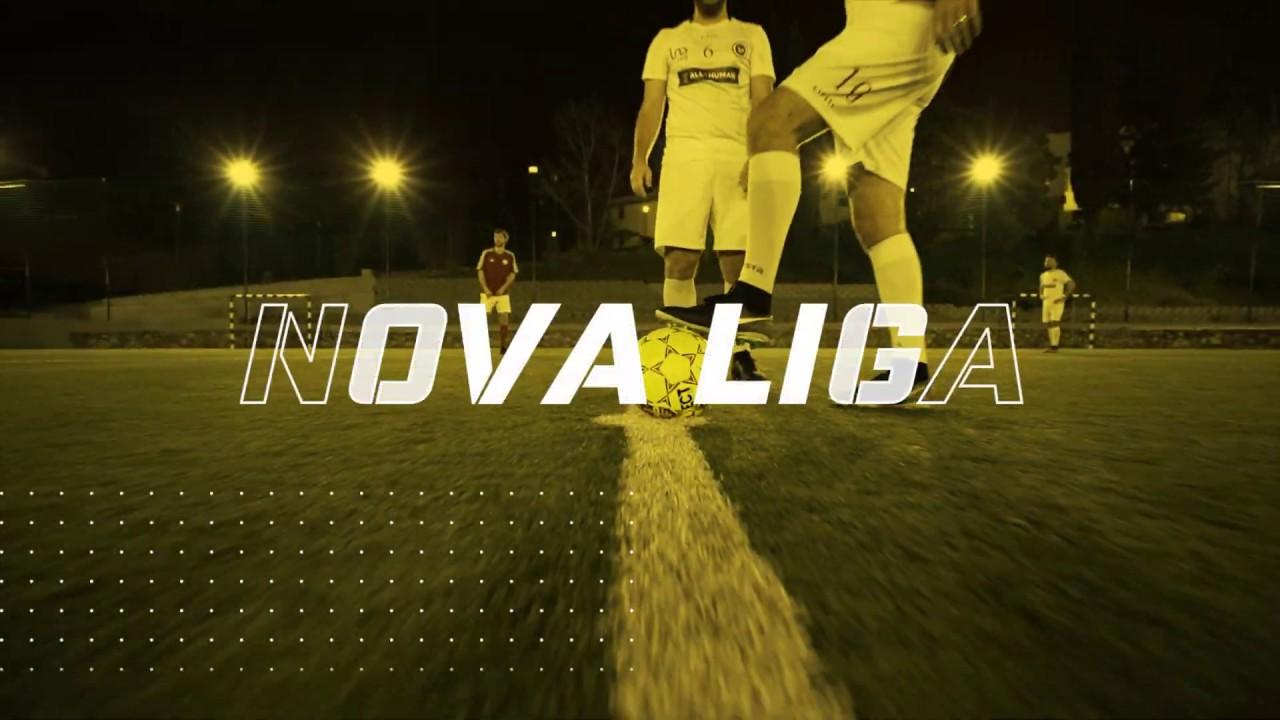 Promo video da Nova Liga 4K