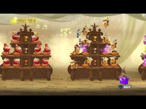 Rayman Legends - LUMS INFINITOS [TRUCO] PS4