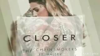 Download lagu The Chainsmokers ft. Halsey - Closer MP3 Download