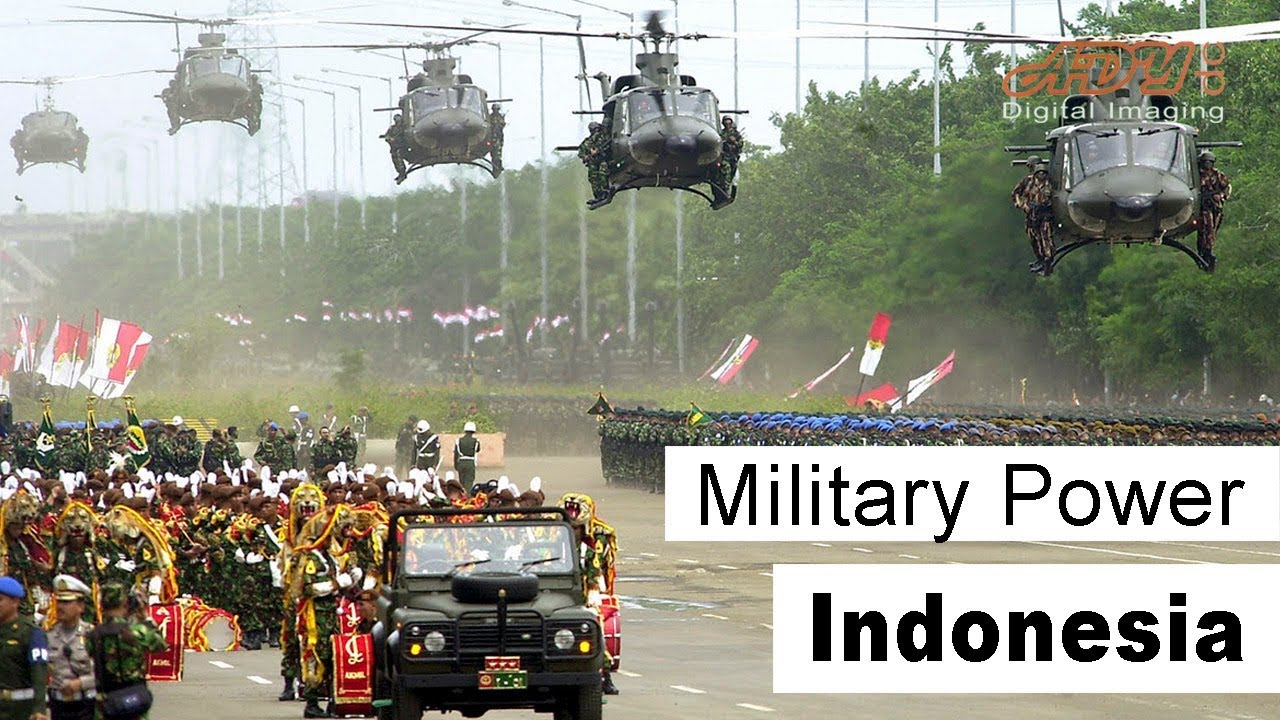 INDONESIA vs MALAYSIA Military Power Comparison    2017 ...  Indonesian Military Strength