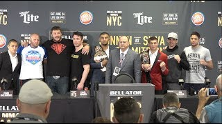 Post Bellator 180 NYC Full Press Conference