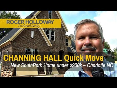 Channing Hall Quick Move Home near SouthPark Charlotte NC - Bonterra