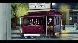 El cuento de Panchito Mandefua TRIBUTO A POCATERRA (trailer, muestra de estilos)