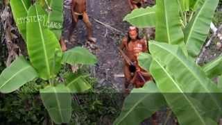 Tribu desconocida y NO contactada del Amazonas
