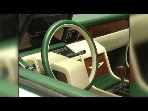 Aston Martin Lagonda (Archive Review)