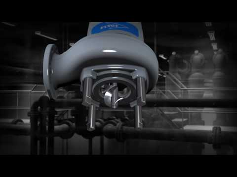 the new flygt f3000 chopper pumps from itt water  wastewater