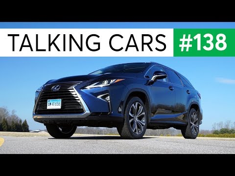 Recurring Recalls; Lexus RX350L  | Talking Cars with Consumer Reports #138