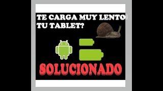 😁👌 Tablet Smartphone Tarda Mucho En Cargar? Como Solucionarlo