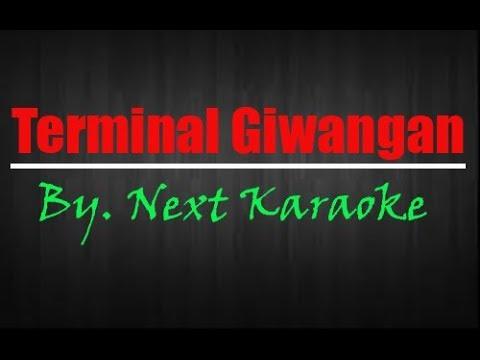 Terminal Giwangan Lirik [Karaoke]