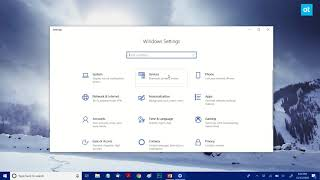 How to enable palm rejection on Windows 10 touch screen devices