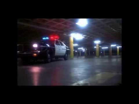 Terminator Garage Car Chase Youtube