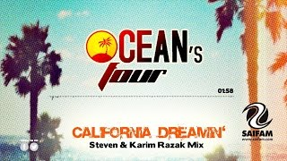 Ocean S Four California Dreamin Steven Karim Razak Mix Official Teaser Video