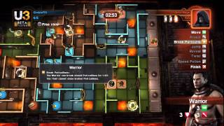Dungeon Twister, Tutorial Mission 12 [PS3]