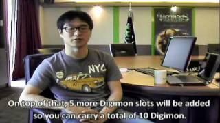 Digimon Battle Developer Interview