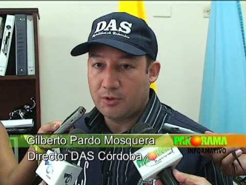 Operativos del DAS debilitan a las bandas criminales de la región
