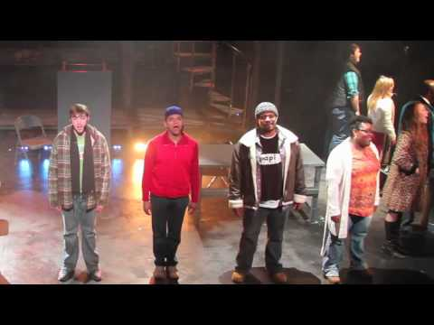 RENT now playing at Seacoast Repertory Theatre