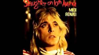 Slaughter  on 10th Avenue performed by Mick Ronson