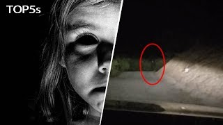 5 Creepiest & Most Chilling Pieces of Unexplained Footage