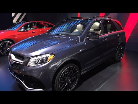 Car Tech - Mercedes-Benz GLE SUVs do more