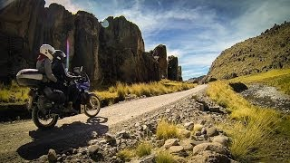 Motorcycle Travel Through South America (GoPro)