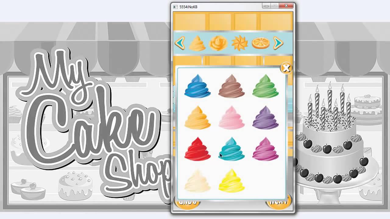 My Cake Shop - Cake Making Game - YouTube