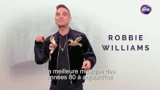 Robbie Williams - RFM TV Advert