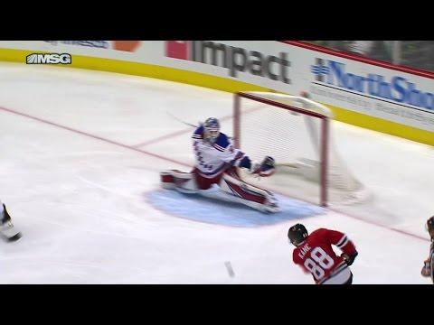 Antti Raanta vs Chicago (Kane & Panik robbed) | 12/09/2016 [HD]