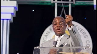 Re-examining Oyedepo's Comment On Jubril From Sudan By Kunle Yomi