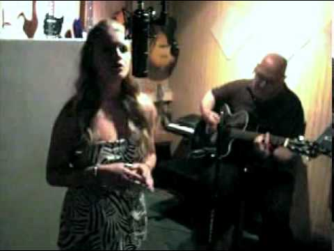 "me-singing-""natural-woman""-accompanied-by-ted-perlman-on-guitar"