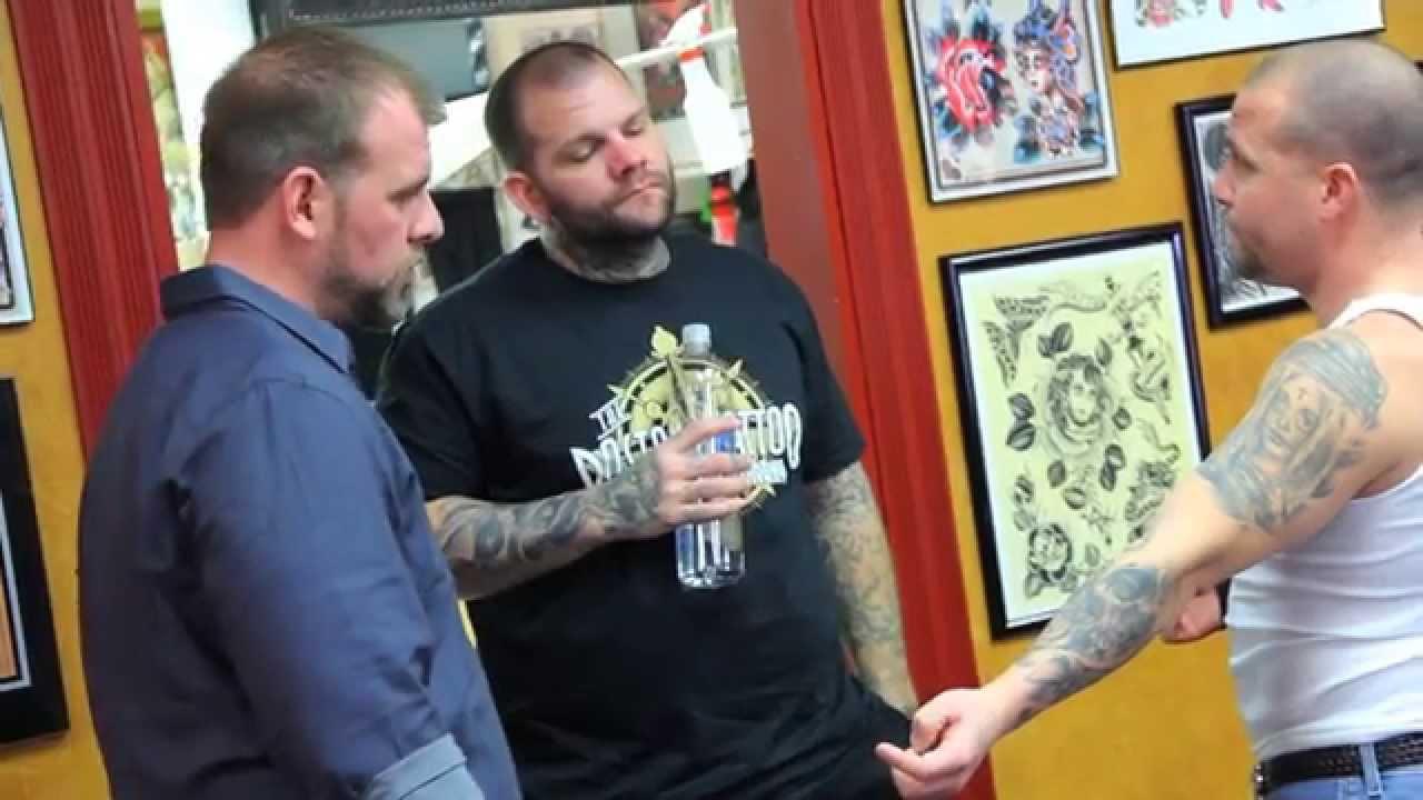 The painted bird tattoo the boston tattoo company youtube for Boston tattoo company