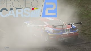 Project Cars 2 - Engine blows up