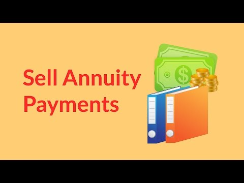 How to Sell Your Annuity