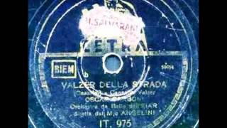Oscar Carboni - Valzer della strada (con testo)