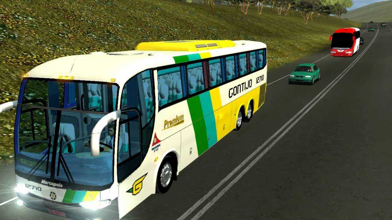 18 wos haulin mod bus brazil