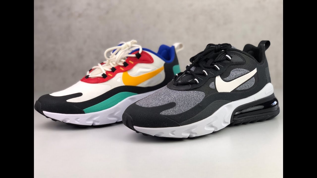 air max 270 react donna