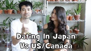 Dating in Japan vs US/Canada (w/ Dating Beyond Borders)