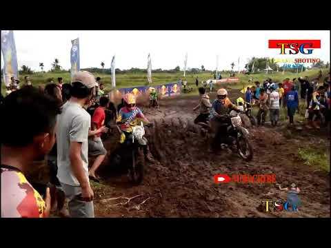 Final supercrossER purbalingga clas motor bebek endurocross