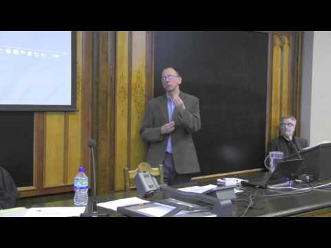AID seminar: What is real and what is social in social construction?