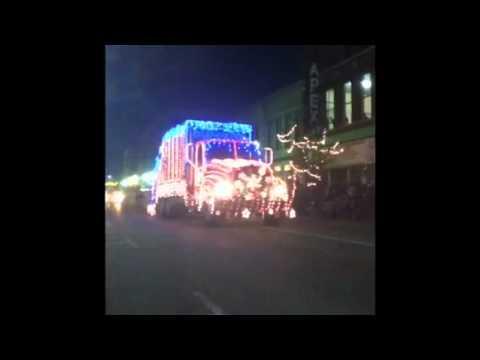 Owensboro, KY Christmas Parade - YouTube
