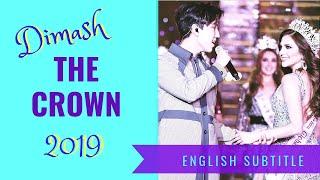 "[Eng Sub] Dimash Kudaibergen ""The Crown"" English Subtitle ~ FanCam u0026 TV from One Belt u0026 Road 2019"