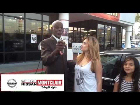 Attractive Metro Nissan Montclair Reviews: Testimonial By Judith M About A 2014 Nissan  Sentra