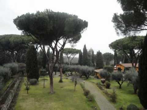 Villa in vendita a roma appia via appia antica youtube for Ville in vendita appia antica