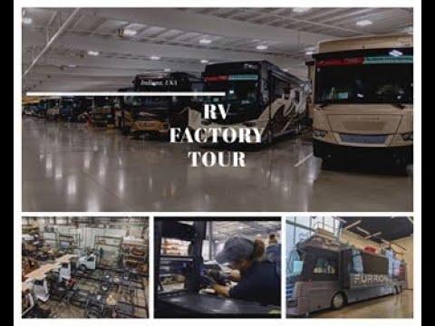 RV FACTORY TOUR 2019