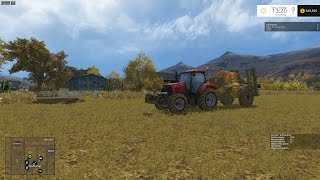 FS 15 American Outback w/ Soil Mod E17 - Taking Care of the Grass Fields