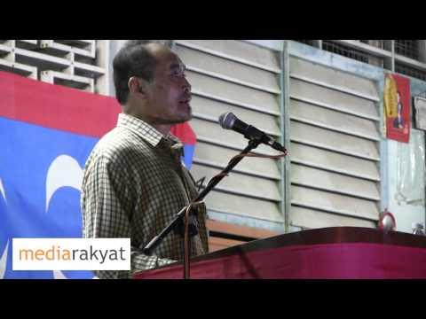 Ceramah Sulung Politik Jeneral (B) Tan Sri Md Hashim Hussein
