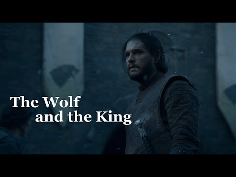 The Wolf and the King - A Jon Snow Tribute
