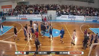 Download SERIE B PLAYOFF - SEMIFINALi GARA 4 - Virtus Arechi Salerno - Europa Ovini Chieti Mp3 and Videos