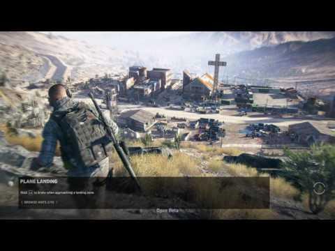 PS4  Tom Clancy's Ghost Recon Wildlands - Open Beta Gameplay & Review